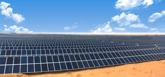 China_20MW_Golmud_solar_photovoltaic_power_Plant_Image_Astronergy
