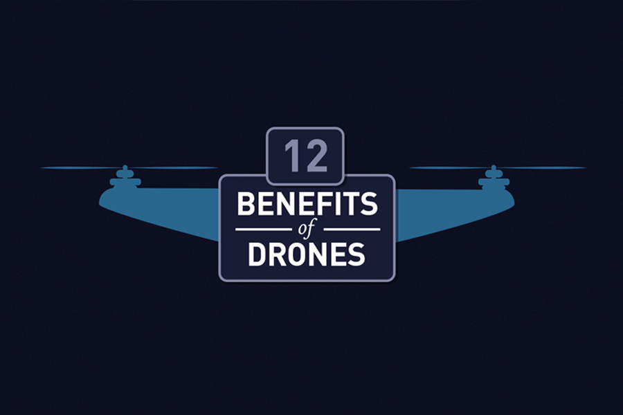 The Top 12 Benefits of Drones: Emergency Response, Animal Protection, and More