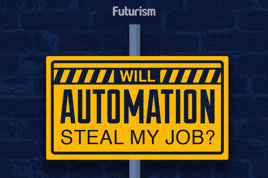 Will Automation Steal My Job?