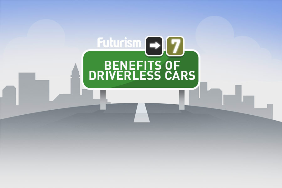 7 Benefits of Driverless Cars