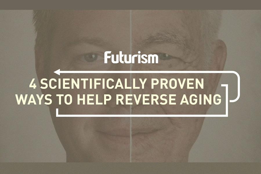 4 Scientifically Proven Ways to Help Reverse Aging