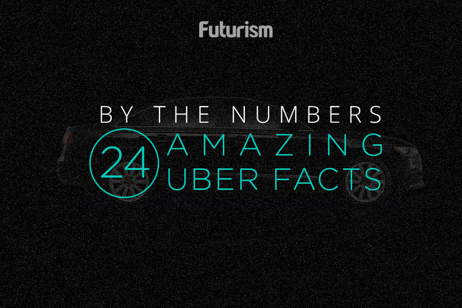 The Future of Transport: 24 Astounding Facts About Uber