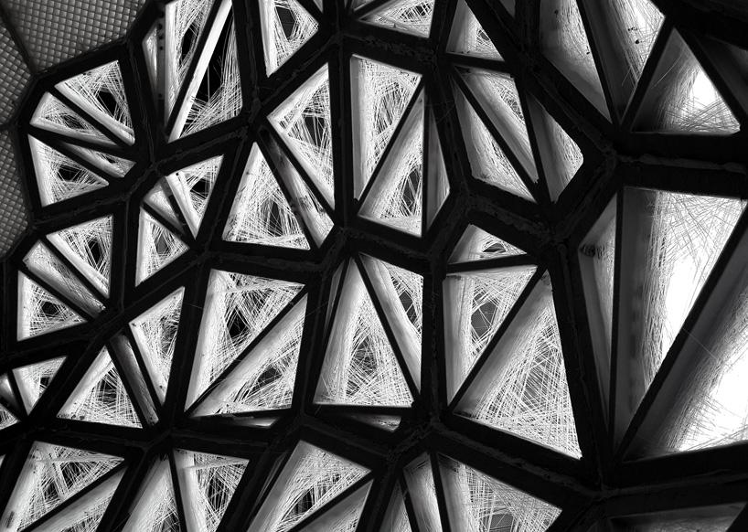 VULCAN-largest-3D-printed-architectural-pavilion-BJDW-beijing-design-week-designboom-02