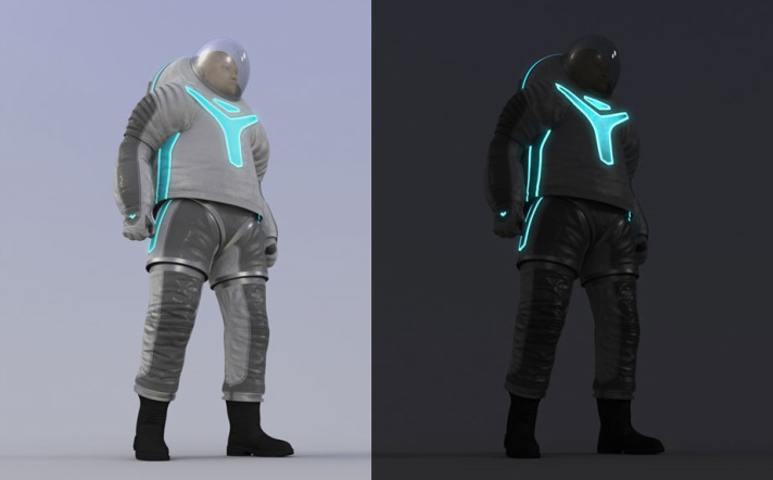 NASA Releases Images Of New Spacesuit Astronauts Will Wear