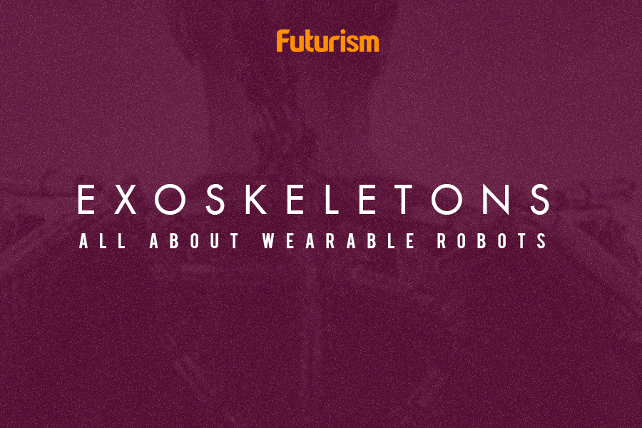 Exoskeletons: The Journey From Science Fiction to Science Fact