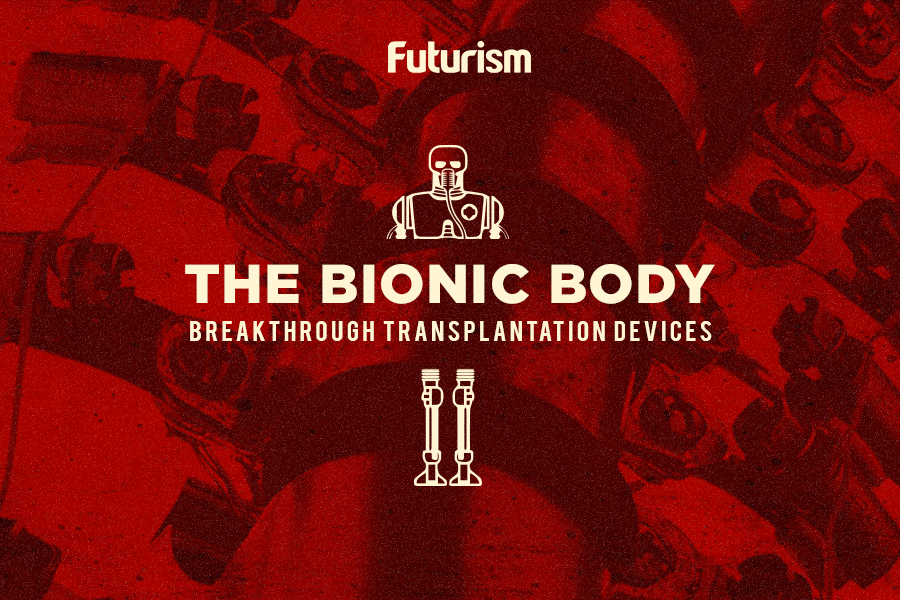 Bionics: The Astonishing Future of the Human Body