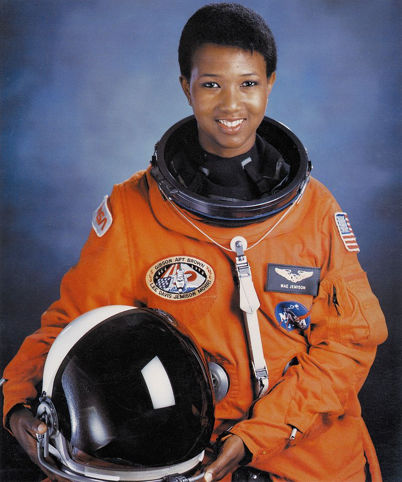 Mae Jemison. Image credit: NASA
