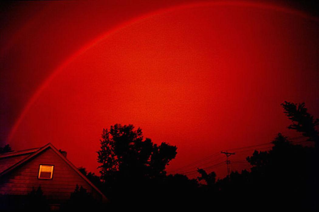 one color rainbow