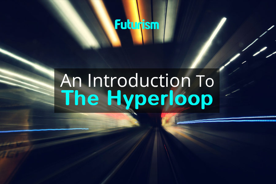 This Infographic Highlights All You Need to Know about the Hyperloop