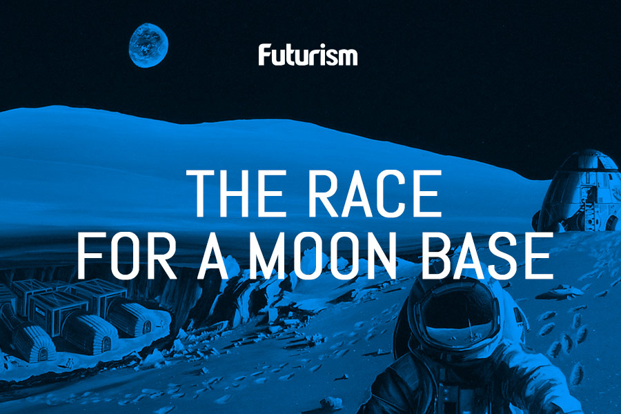The Race for a Moon Base: Who Will Build the First Lunar Colony?