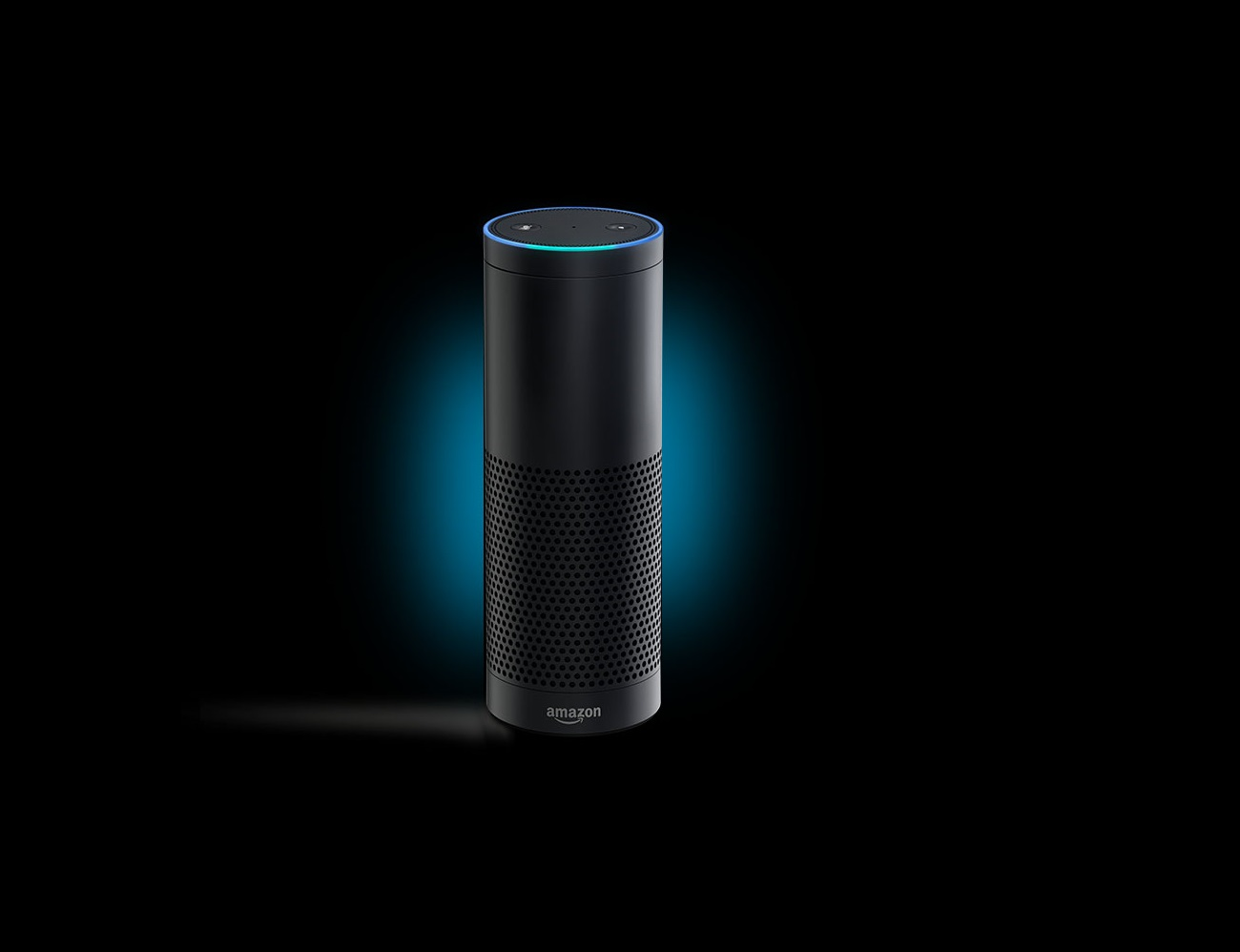 Amazon Echo. Credit: Amazon