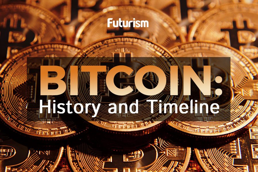 The Entire History of Bitcoin in a Single Infographic