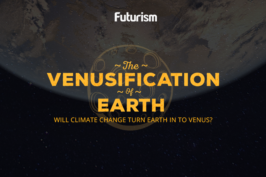 Will Climate Change Turn Earth Into Venus?