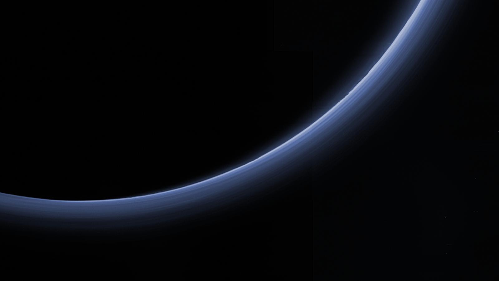 Pluto. Image credit: NASA/New Horizons