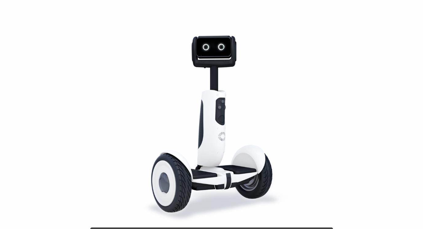 robot segway