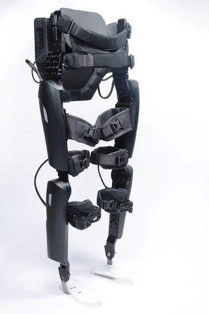 The ReWalk Personal 6.0 exoskeleton. Credit: Rewalk Robotics