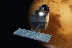 Mars Orbiter Mission Image Credit: Nesnad