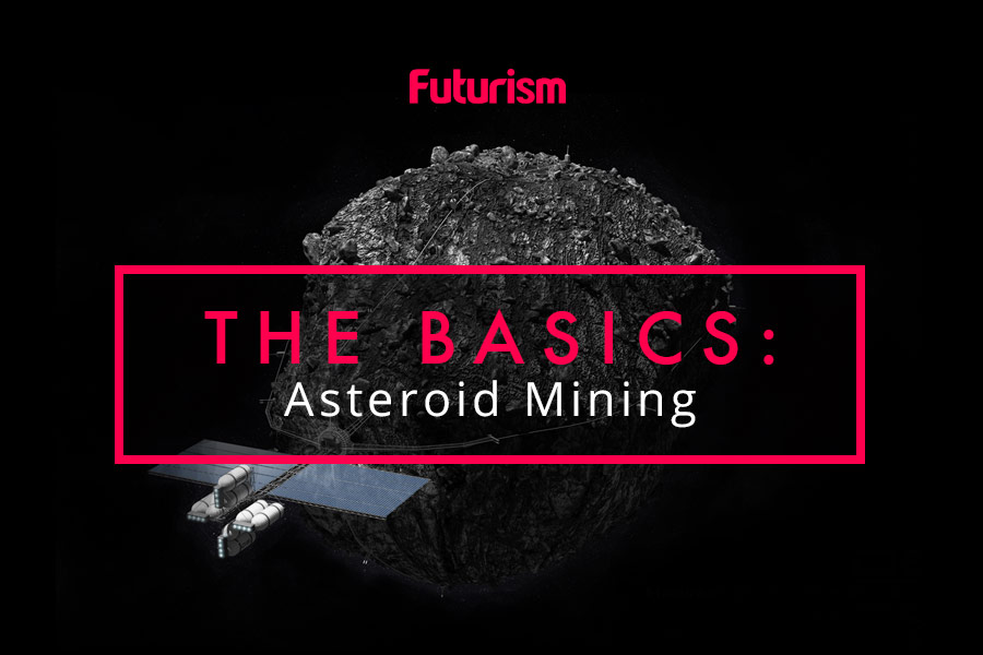 Asteroid Mining: Everything You Need to Know About Off World Resources