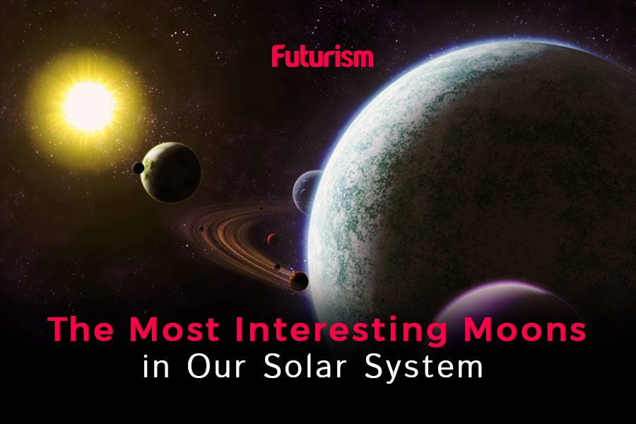 Alien Worlds: Meet The Most Remarkable Moons in Our Solar System