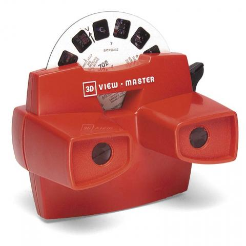 Vintage View-Master by Mattel. Image Credit: http://images.pocketgamer.co.uk/FCKEditorFiles//View-Master-classic-01.jpg