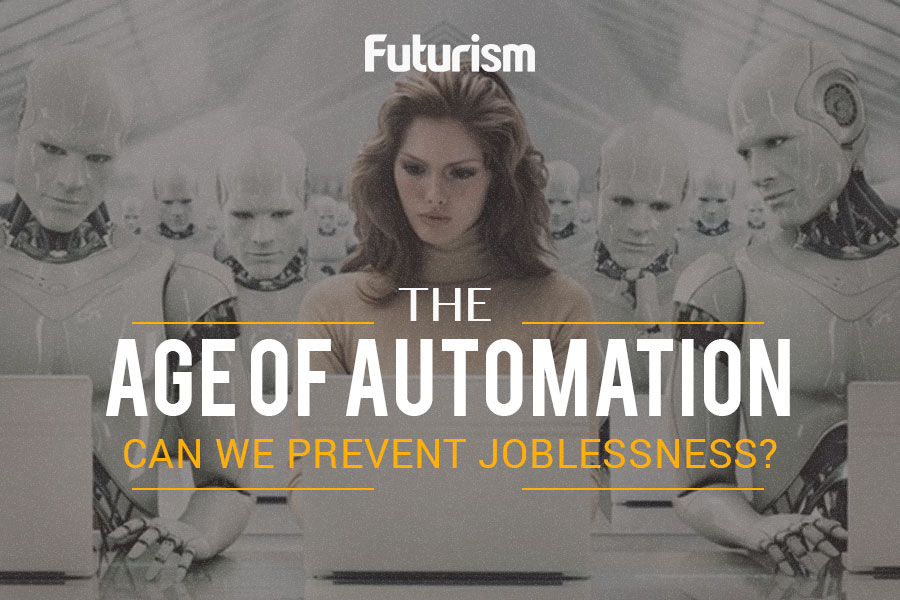 The Age of Automation: Welcome to the Next Great Revolution