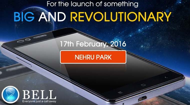 Freedom 251 announcement poster. Image Credit: Ringing Bells