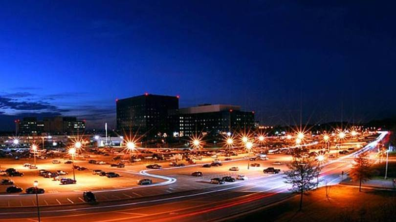 NSA Headquarters in Fort Meade, Maryland. Credit: Tom Simonite.