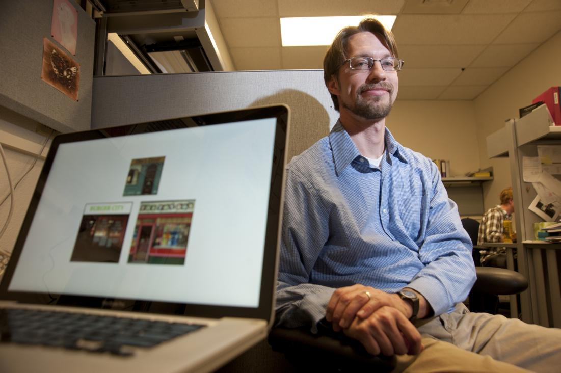 Neuroscientist Arne Ekstrom uses virtual mazes to explore how we learn to find our way around. Via UC Davis