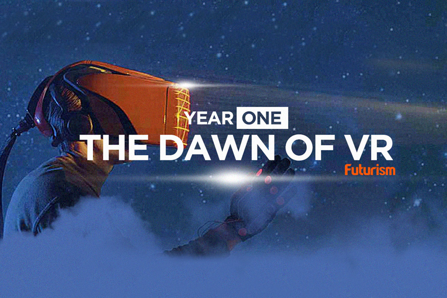This is Year One—The Dawn of Virtual Reality