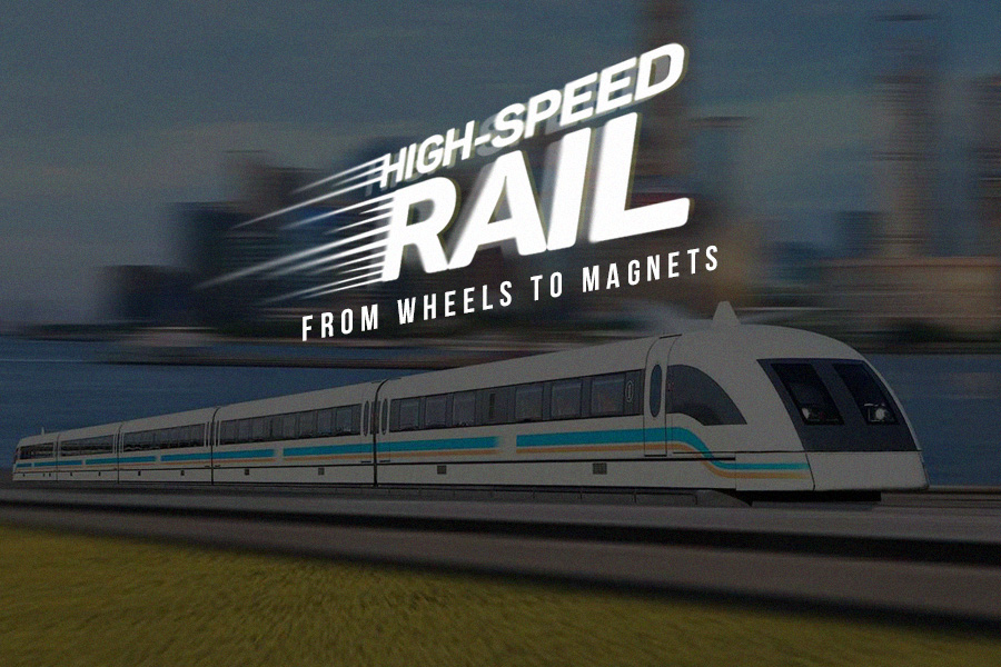 The History (And Future) Of High Speed Rail