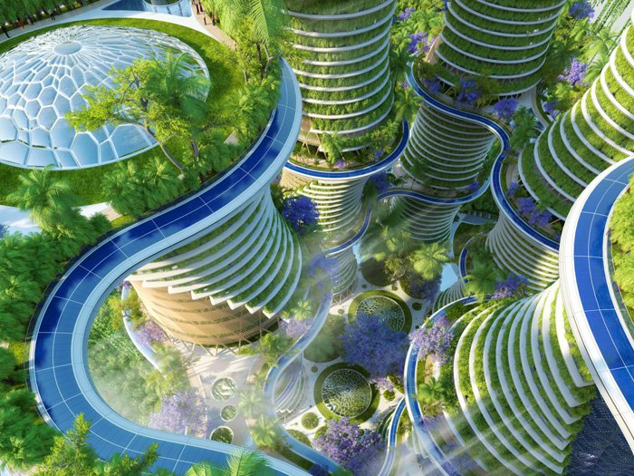 Credit: Vincent Callebaut Architectures