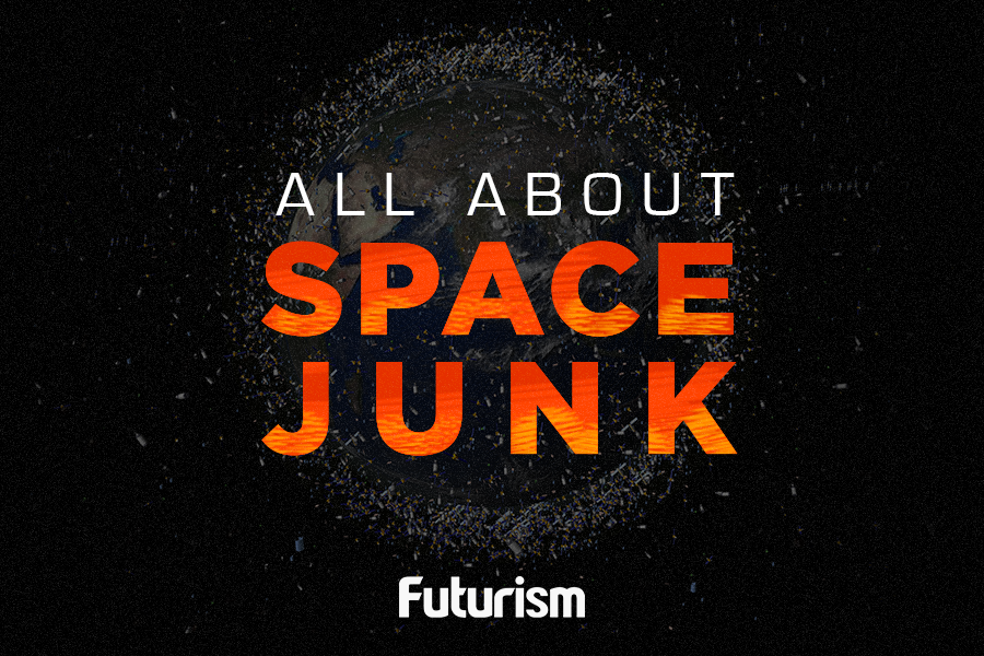 Space Junk: The Pollution Problem of Tomorrow