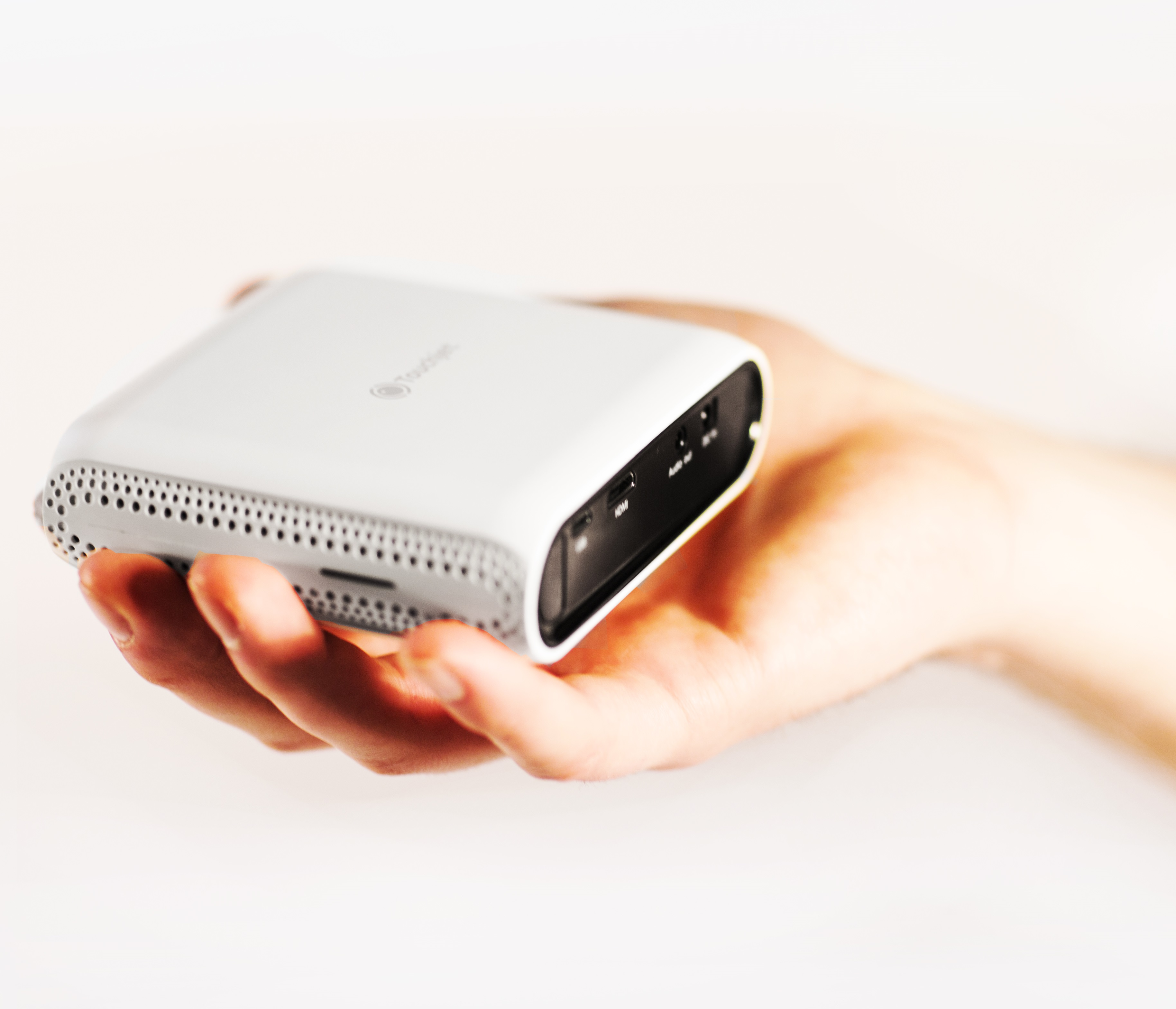 Touchjet Pond Projector. Credit: Touchjet