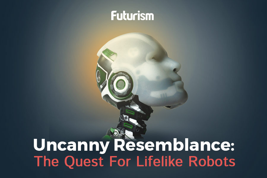 The Quest For Lifelike Robots