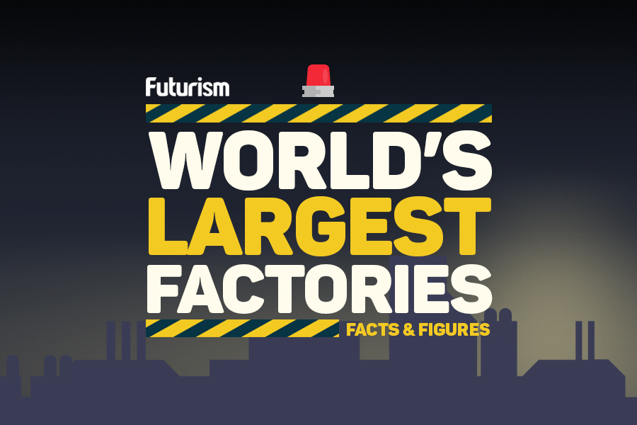 World's Biggest Factories: Facts and Figures