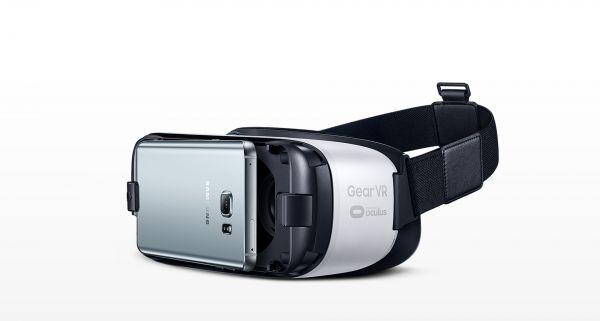 Samsung's Gear VR. Credit: Samsung
