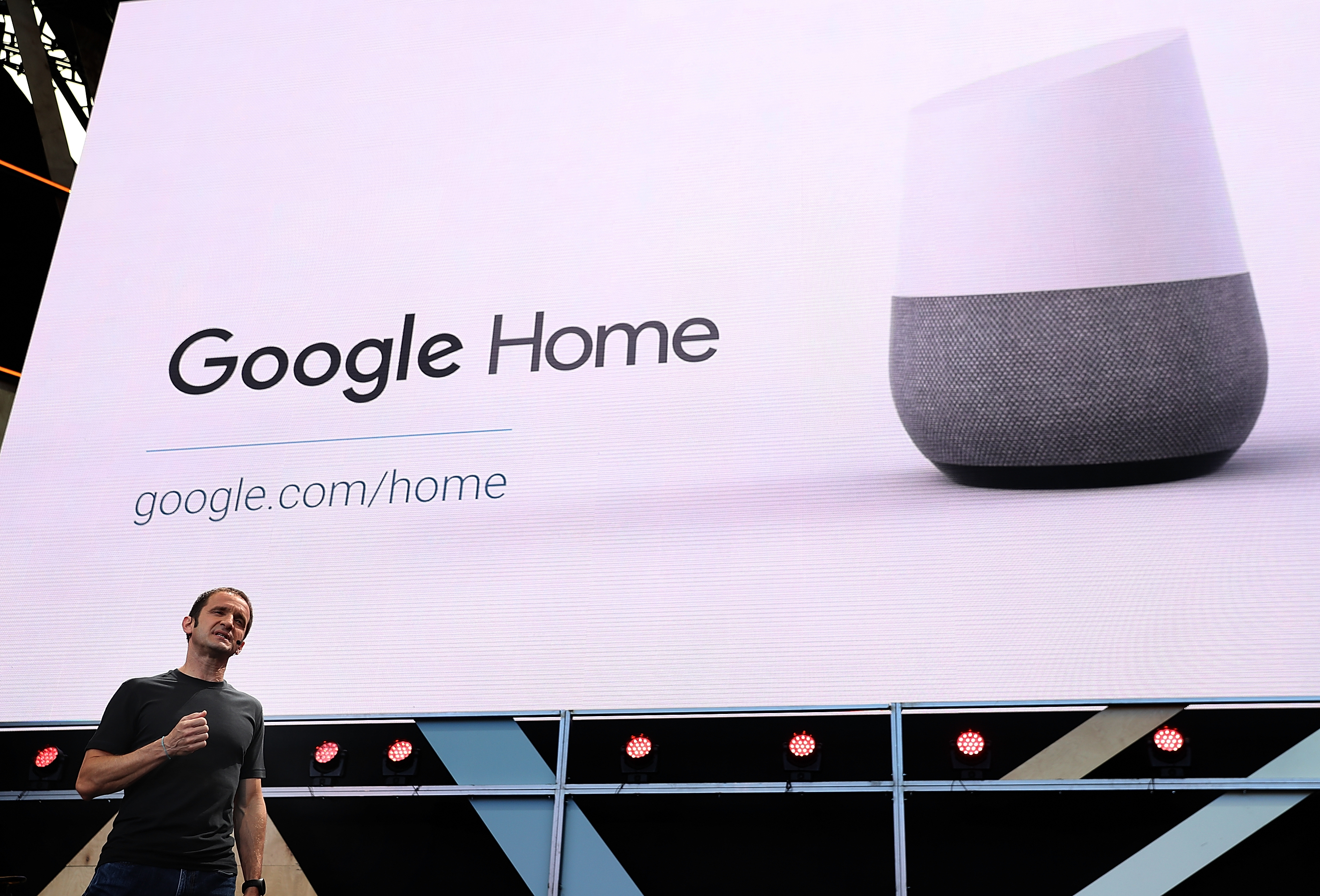 Google's Voice-Activated Home Assistant is a Virtual Butler