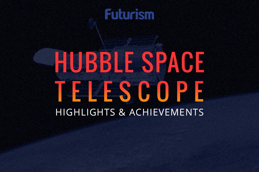 Hubble Space Telescope: The Highlight Reel