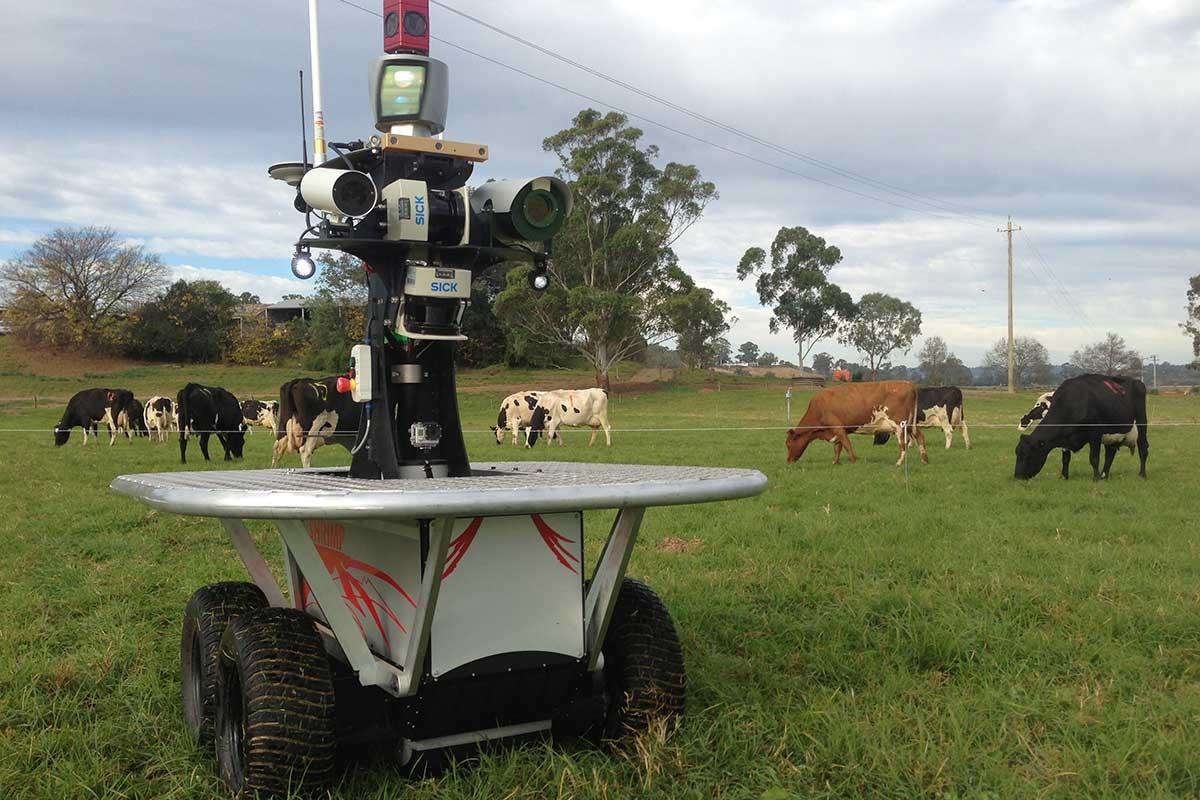 "Australia to Field Test ""Rancher Robot"" that Monitors Animal"