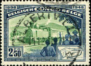 Leopoldvile Belgian Congo