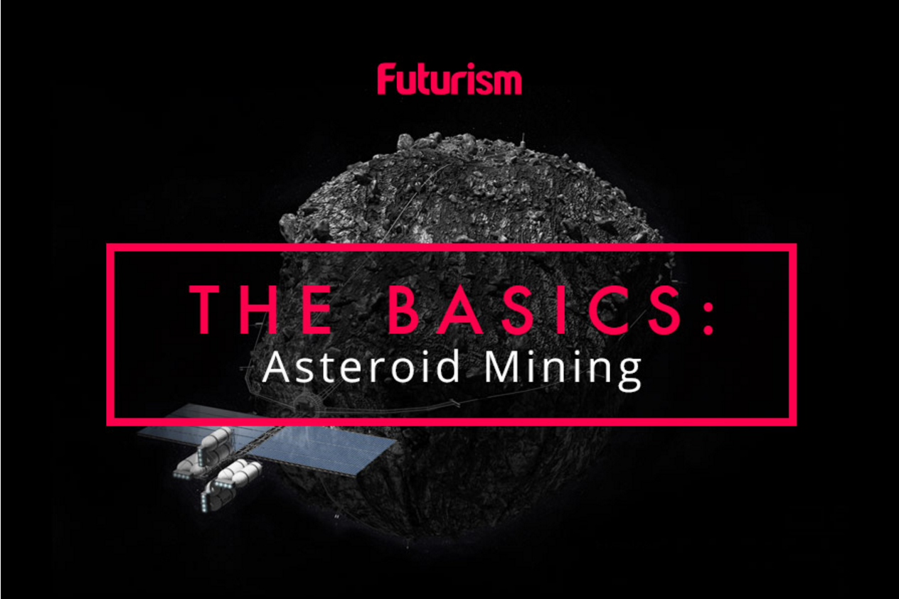 For an infographic explaining the basics of asteroid mining, click the image.