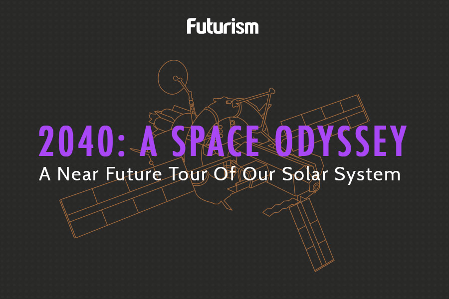 2040: A Space Odyssey [INFOGRAPHIC]