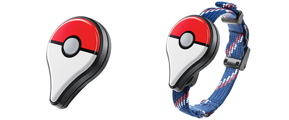 The Pokémon GO Plus comes out late this month.