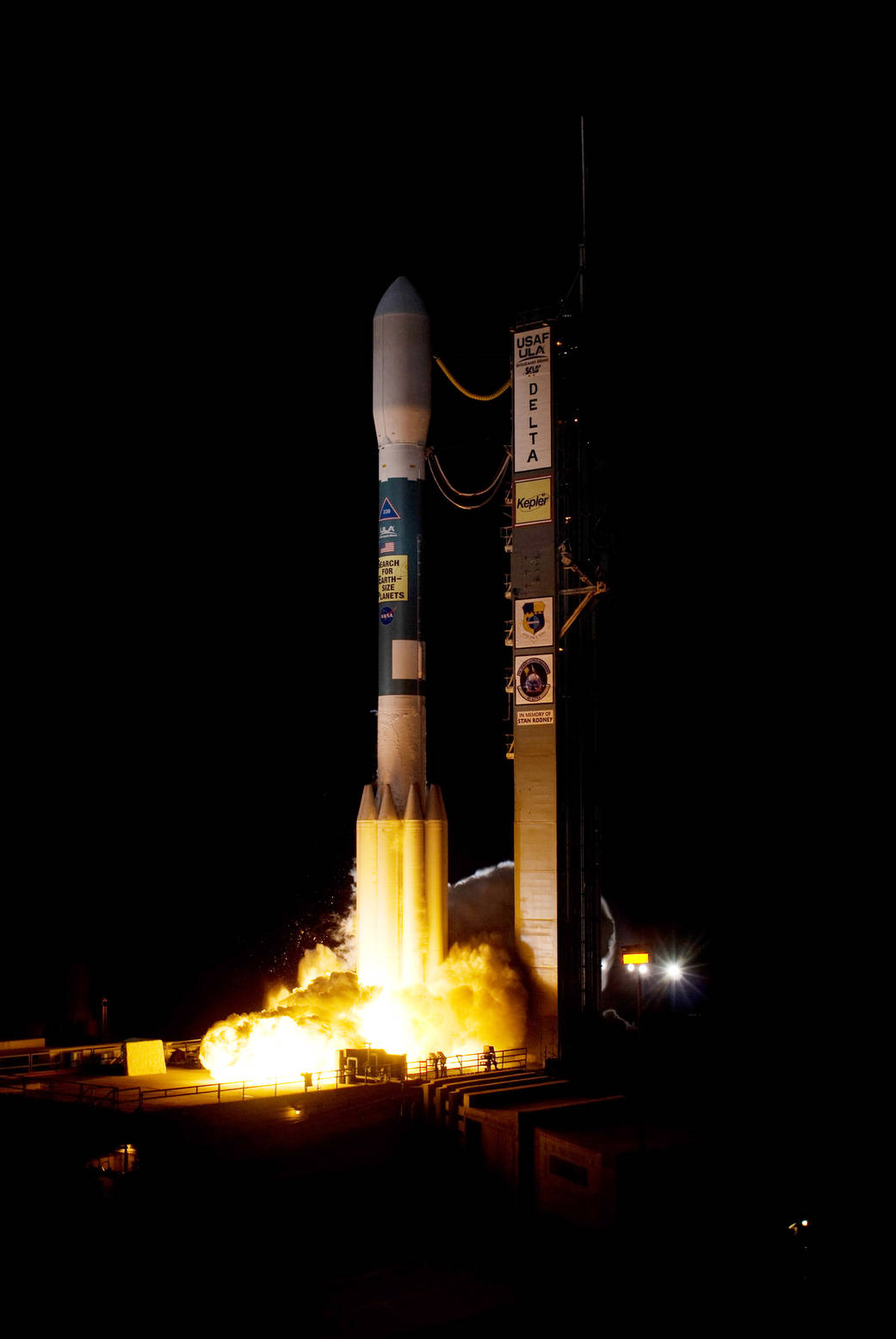 Kepler was launched on March 6, 2009 in Florida on a mission to explore structure and diversity of planetary systems.