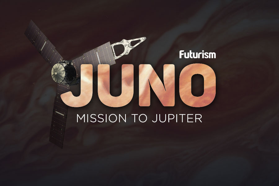 Juno: Mission to Jupiter [INFOGRAPHIC]