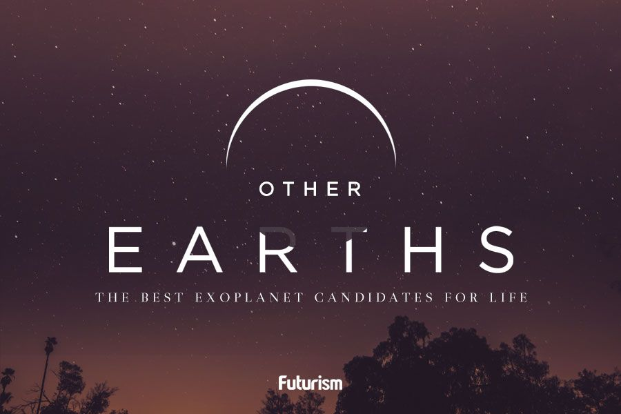 Other Earths: The Best Exoplanet Candidates for Life [INFOGRAPHIC]