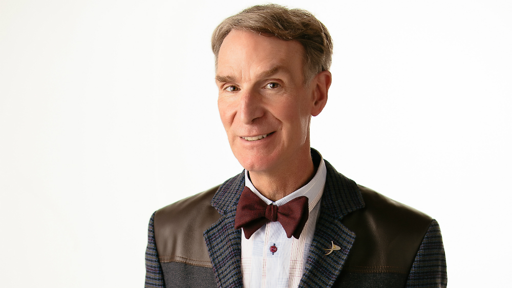 Photo: Bill Nye.