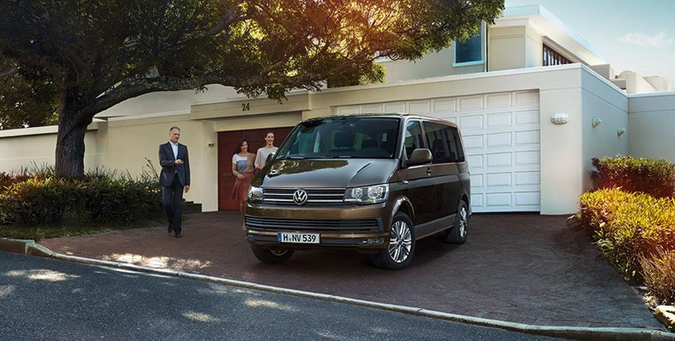 Multivan. Volkswagen.