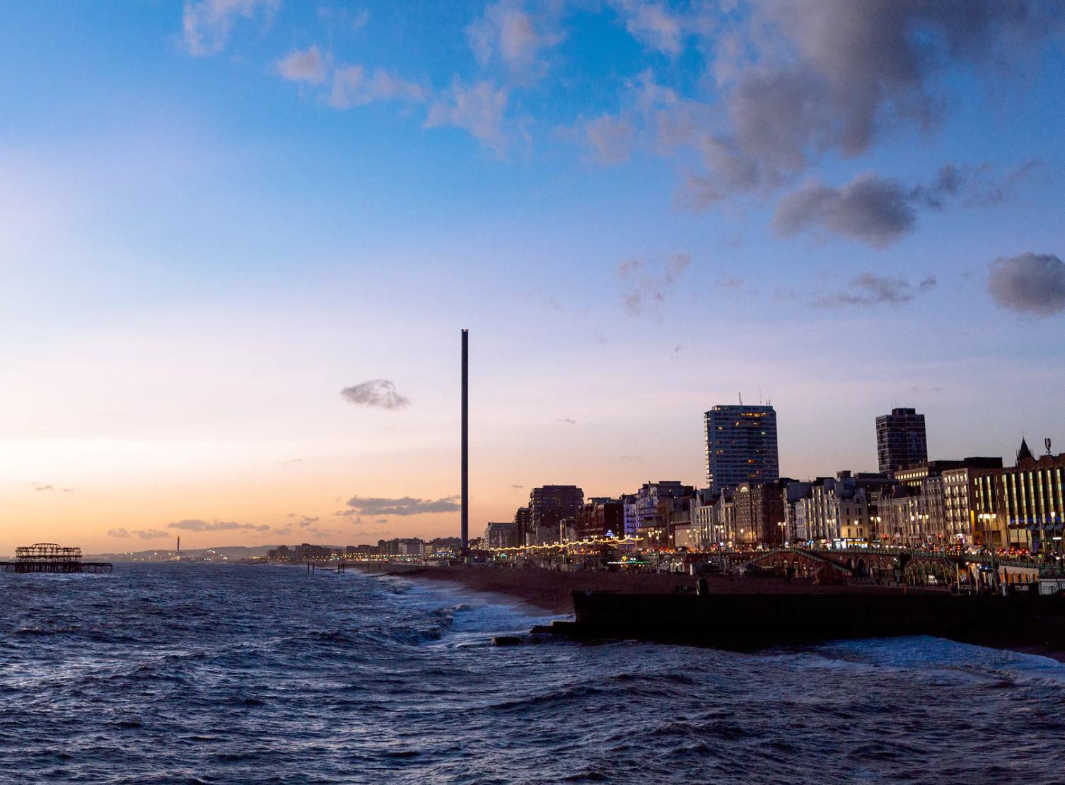 Photograph: British Airways i360