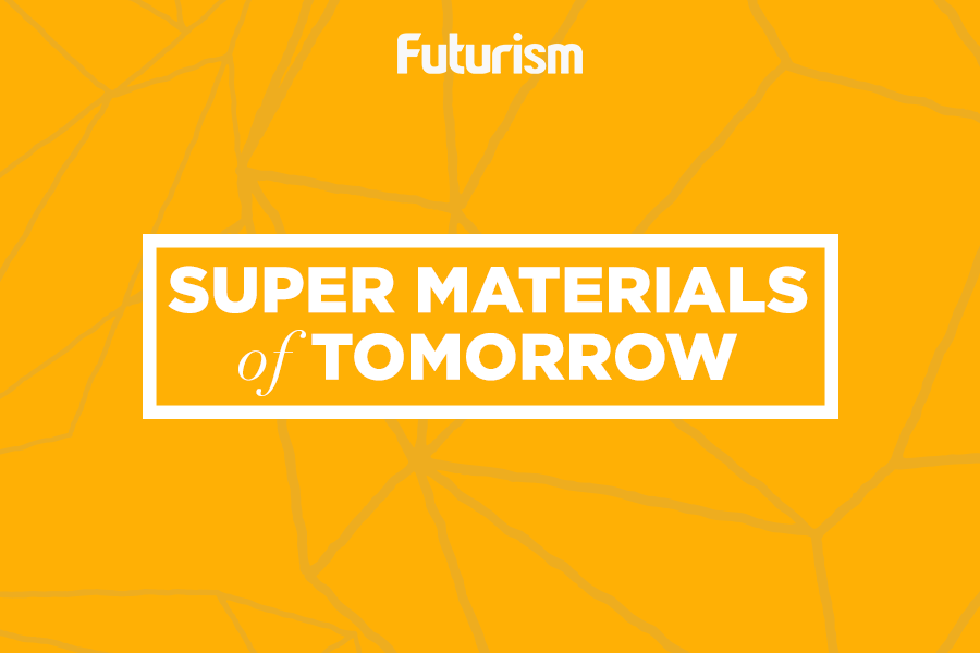 Super Materials of Tomorrow [INFOGRAPHIC]
